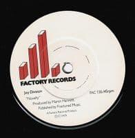 JOY DIVISION Transmission Vinyl Record 7 Inch Factory 1979